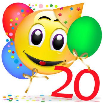 Geschenke zum 20. Geburtstag - Geschenkideen