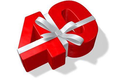 Geschenke Zum 40 Geburtstag Geschenkideen