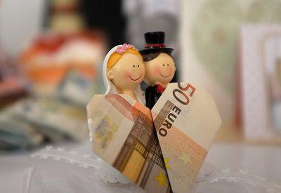 Geld Als Hochzeitsgeschenk Stilvoll Uberreichen