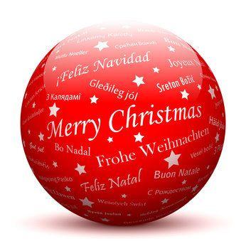 Weihnachtsgrüße In Verschiedenen Sprachen.Weihnachten In Anderen Ländern