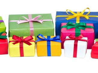 Geschenkpakete