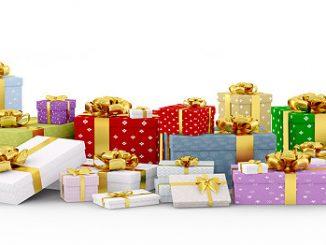 Ein ganzer Haufen Geschenke