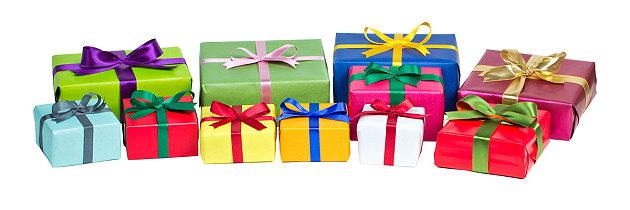 Geschenke zum Zeugnis