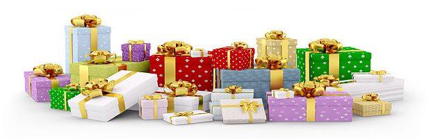 Einige Geschenke