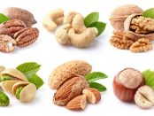 Nüsse für den veganen Adventskalender